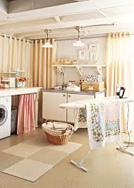 Laundry Room Table With Storage by Brilliant Ways To Organize And Add Storage To Laundry Rooms