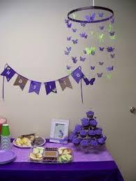 50 Elegant Purple Butterfly Baby Shower Decorations Arts