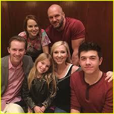 the luck cast reunites for dinner still a family