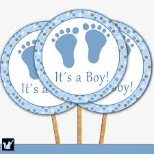 instant download baby shower invitations instant download baby feet baby shower party cupcake toppers