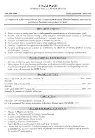 resume sles for graduate admissions professional resume for graduate sle college student