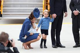 where do prince william and kate live kate middleton prince william and their kids land in canada for