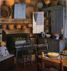 Pictures Of Primitive Decor 258 Best Early American Kitchens U0026 Taverns Images On Pinterest