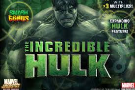 incredible hulk marvel mobile slot review