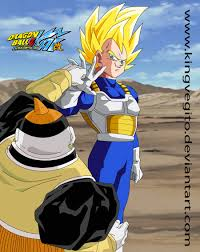 goku vs android 19 vegeta ssj vs android 19 by kingvegito on deviantart