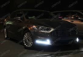 how to install led daytime running lights on ford fusion 8 steps