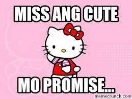 Hello Kitty Meme - kitty meme
