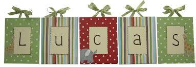 nursery wall letters children u0027s decor canvas nursery letters