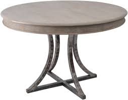 Wood And Metal Round Dining Table Http Www Alexanderandpearl Co Uk