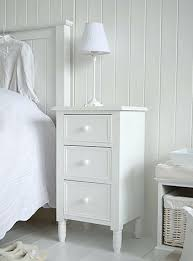 Cheap White Gloss Bedroom Furniture by Side Table White Bedside Table With Drawers Edward Hopper White