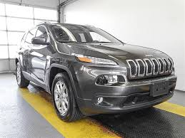 jeep cherokee green 2015 used jeep cherokee for sale vancouver bc cargurus