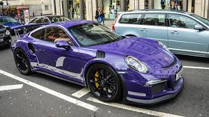 porsche gtr 3 porsche 991 gt3 rs all colours start ups and revs youtube