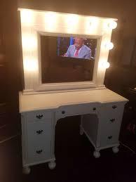 custom made makeup vanity mirror u0026 desk 500 no low ballers