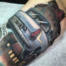 car tattoos pictures tattooimages biz