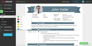 automated resume builder perfect resume builder resume for your job application 10 best resume builder websites to build a perfect resume geeks regarding best resume builder