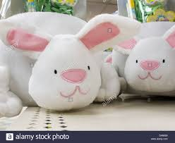 Easter Decorations Retail by Traditional Easter Decorations Display Kmart Nyc Stock Photo