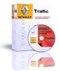 renault trafic electronic wiring diagrams dvd ebay