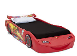 Little Tikes Race Car Bed Bedroom Lightning Mcqueen Toddler Bed Cars Race Car Bed