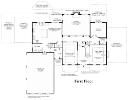 Used Car Dealerships Floor Plans Mountain View At Hunterdon The Langley Ii Home Design