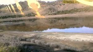 Wildfire Clearlake Ca by Borax Lake Clearlake California Youtube