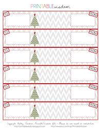 printablewisdom diy card wrap around address labels