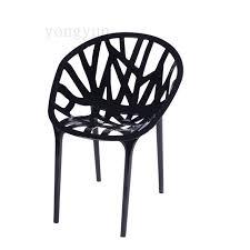 chaise en polypropyl ne en plastique à manger chaise pp polypropylène chaise moderne