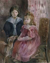 berthe morisot the children of gabriel thomas 1894 oil on