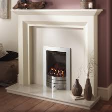 traditional fire crystal fires diamond slimline gas fire