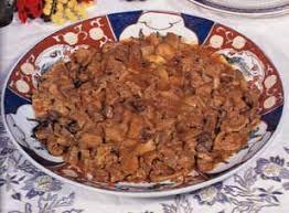 recette cuisine marocaine recette les tripes de mouton tkelia ou douara recette de cuisine
