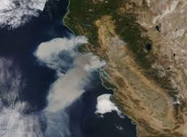 California Wildfire Cat by Cliff Mass Weather And Climate Blog The Northern California Fires