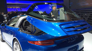 new porsche 911 targa porsche takes wraps off new 911 targa sports car