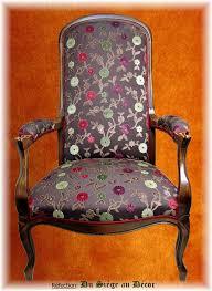 tapissier siege fauteuil voltaire x2 vii du siège au décor tapissier d