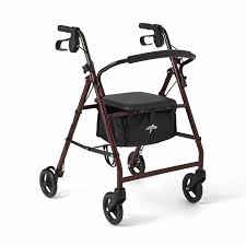 amazon sexual wellness black friday amazon com medline standard aluminum folding rollator walker with