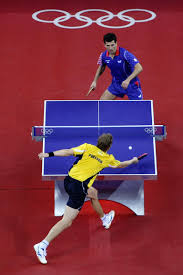 how to go from being an average to competitive table tennis player