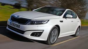 kia optima review top gear