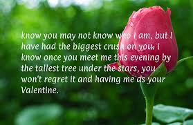 wedding wishes regrets you may not who i am but i had the crush