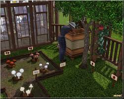 Sims 3 Garden Ideas My Sims 3 Small Garden By Moni