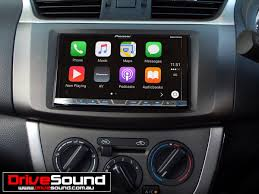 lexus apple play nissan pulsar with apple carplay installed by drivesound apple