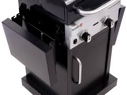 Backyard Grill 3 Burner by Charbroil Performance 3 Burner Propane Gas Grill With Side Shelves