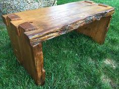natural log benches bench natural cedar wood natural wood