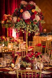 Burgundy Wedding Centerpieces by 108 Best Red Centerpieces Images On Pinterest Marriage Events