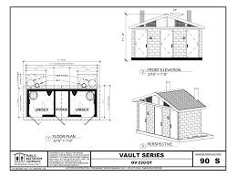prefabricated public waterless vaults public restroom company