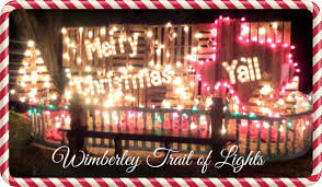 Trail Of Lights Austin Texas Emilyann Theatre And Gardens Trail Of Lights In Wimberley Free