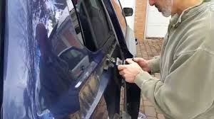 how to repair kia sedona sliding door youtube