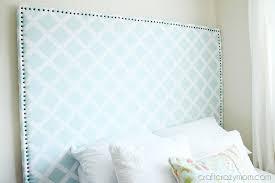 Diy Headboard Fabric Bedroom Extraordinary 34 Diy Headboard Ideas Photos Of Fresh In