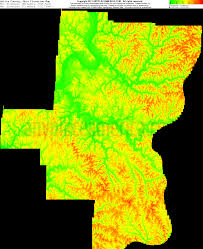 Ohio Radar Map by Free Gallia County Ohio Topo Maps U0026 Elevations
