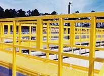 Fiberglass Handrail Industrial Strongwell