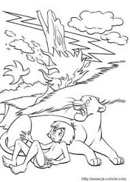 jungle book 2 coloring picture coloring pages