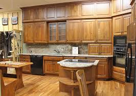 Amish Kitchen Cabinets The Amish Store Handcrafted Solid Wood - Rustic cherry kitchen cabinets