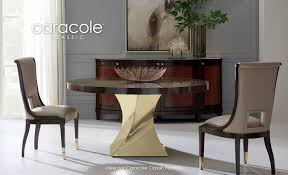wood dining room tables and chairs caracole